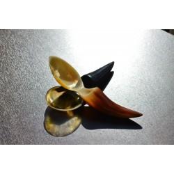 Cucharón cebú mango cuerno