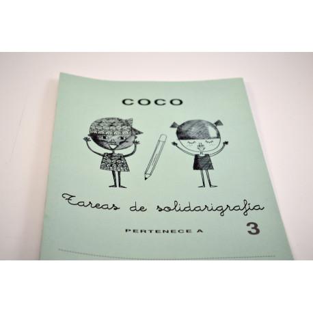 Cuaderno de solidarigrafía