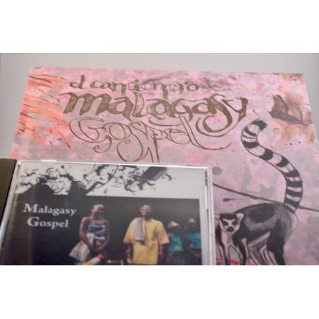 Cancionero de Malagasy Gospel mas CD