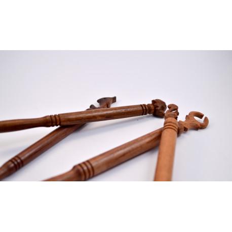 Cubrebolígrafos madera lisos