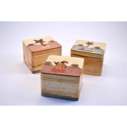Cajita de madera (pequeñas)